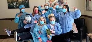 CHILDHOOD CANCER AWARENESS CAMPAIGN AT DALLAS DENTAL SMILES DALLAS GA