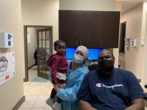 Dallas Dental Smiles Community Event.